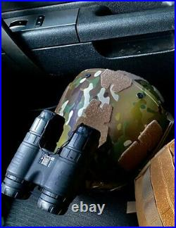 SightMark SM14070 Night Vision Goggles, With Bump Helmet, Mount And Batteries
