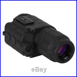 Sightmark 1 x 24 Ghost Hunter Night Vision Goggle Kit withSecure Mounting SM14070