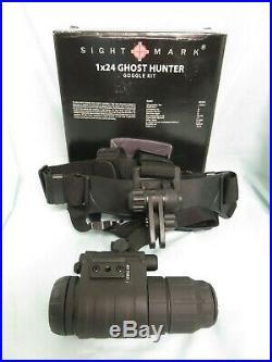 Sightmark Ghost Hunter 1x24 Night Vision Monocular