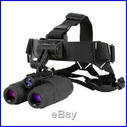 Sightmark Ghost Hunter 1x24mm Night Vision Goggle Binocular R-SM15070 refurb