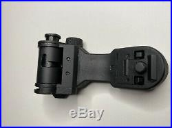WILCOX J ARM NVG NIGHT VISION MOUNT AN/PVS-14 26300G01 J-ARM Never Used