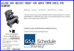Wilcox ANVIS F4949W, AVS-6/9 NVG Mount