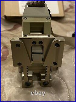 Wilcox L2 G04 Ratchet Strap Bracket 28300G04 -T with Breakaway NVG Mount 28300G01
